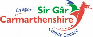 Gyngor Sir Gar, Carmarthenshire County Council logo