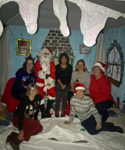 Pembrokeshire Fostering Christmas Party